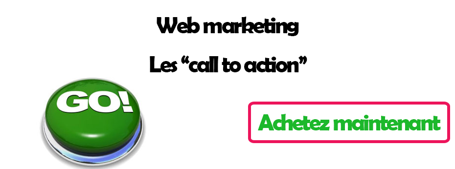Le call to action !