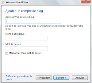 window live writter 4